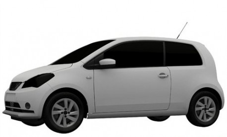 Patent Applied: Seat Mii to come to China