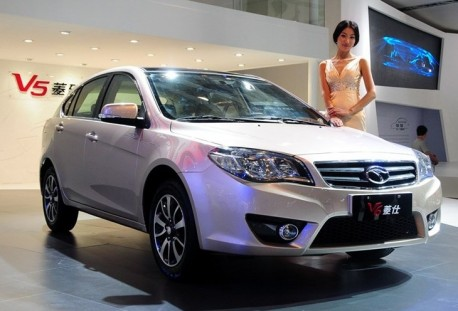 SouEast V6 Ling Shi will hit the China car market in April