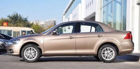 Facelifted Volkswagen Bora hits the China auto market