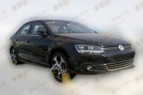 Volkswagen Sagitar will get a 2.0 TSI in China