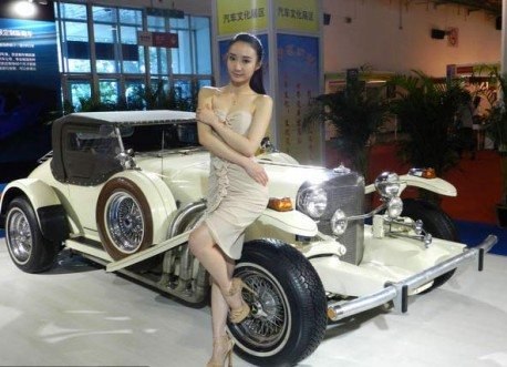 Investment in Vintage Cars set to boom in China
