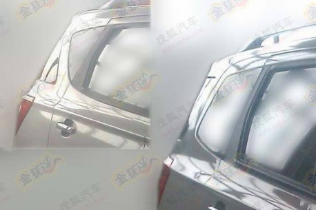 Spy Shots: Beijing Auto SC20 SUV is Naked in China