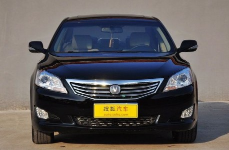 Chang'an Raeton is Ready for the Chinese car market