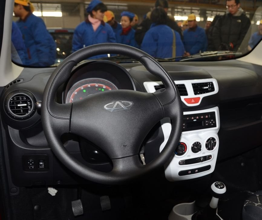 Production of the new Chery QQ has started in China - CarNewsChina.com
