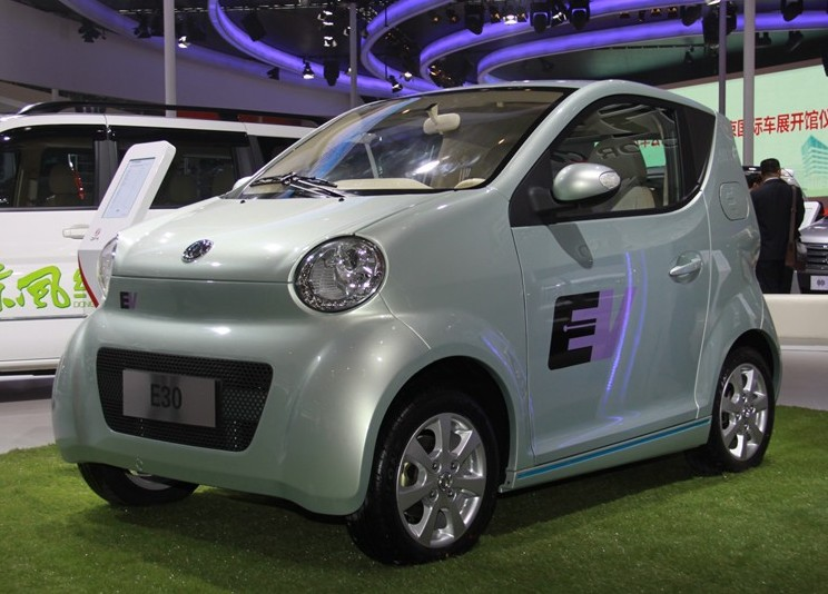 Dongfeng Fengshen E30 EV will see production in China next year