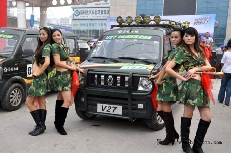 China's Dongfeng Motor sold 3.07 million vehicles in 2012