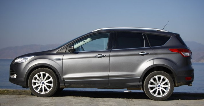 ford kuga launched on the chinese car market. Black Bedroom Furniture Sets. Home Design Ideas