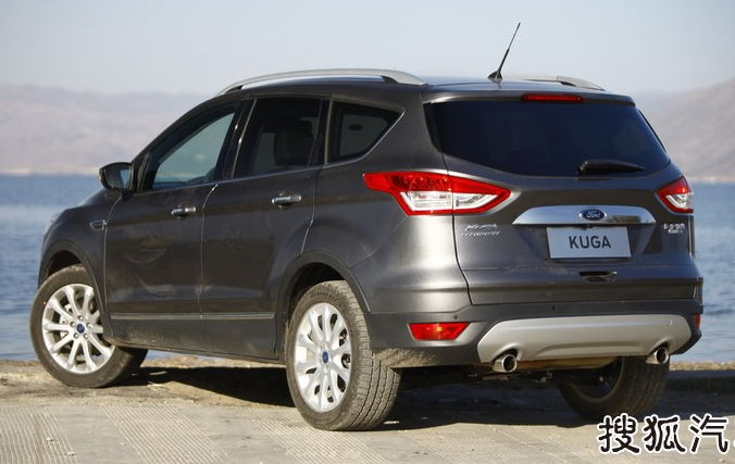 Ford Kuga launched on the Chinese car market