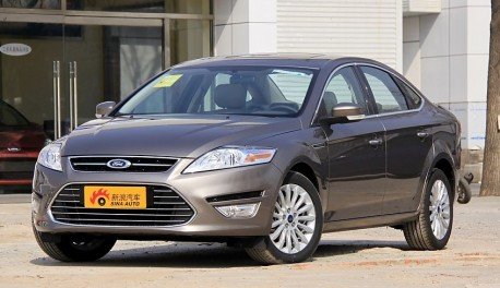 New Ford Mondeo will hit the Chinese car market in May
