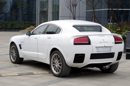 Fornasari 99 arrives on the Chinese auto market