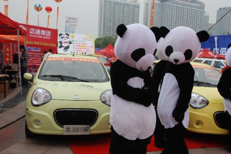 Geely sales in China up 24% in December