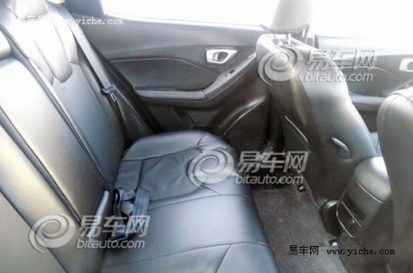 Spy Shots: Guangzhou Auto GA3 testing in China