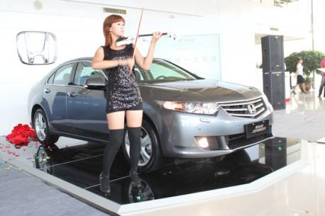 Honda sales in China down 19.2% in December