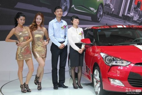 Hyundai to Recall 2864 Veloster cars in China