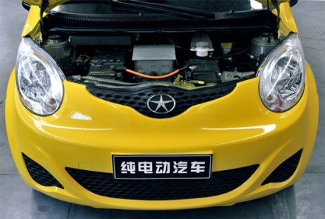 China's JAC wants to get Big in Electric Cars