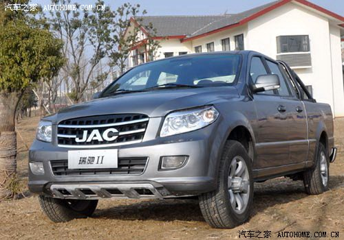 JAC's new Ruichi II pickup truck is no longer a Ford F-150
