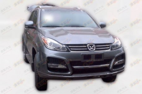 Spy Shots: facelifted Jiangling Yusheng SUV is Naked in China