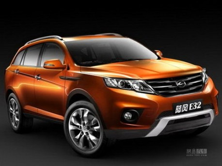 Landwind is working on large SUV for the Chinese auto market