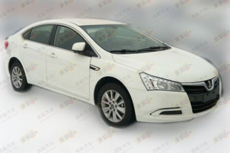 Spy Shots: Dongfeng-Yulong Luxgen S5 is Ready for the China car market