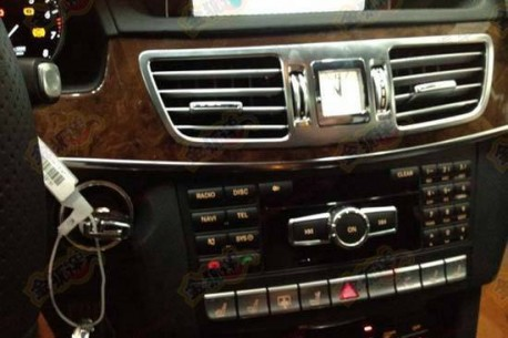 Spy Shots: new Mercedes-Benz E-L testing in China