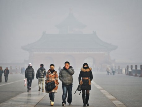 Beijing announced more Restrictions for Cars to Curb pollution