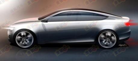 Spy Shots: Qoros working on CC-like sport sedan