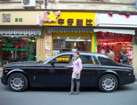 New sales record for Rolls-Royce in China