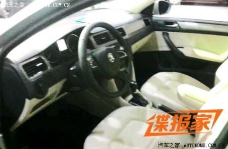 Spy Shots: China-made Skoda Rapid is Ready