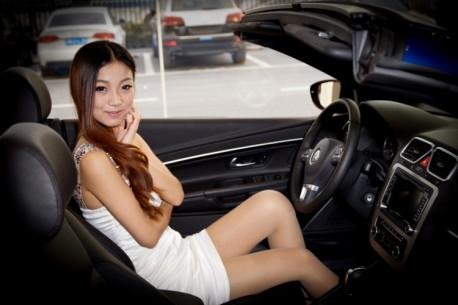 Volkswagen sales in China up 24.5% in 2012