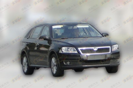Spy Shots: Volkswagen Lavida Variant is ready for China