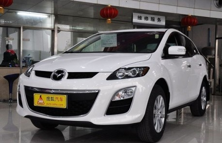 Spy Shots: Yema A-MPV is a mix of two Mazda's