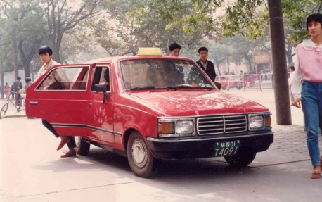 China Car History: the Yemingzhu YMZ 5010 X from Chengdu