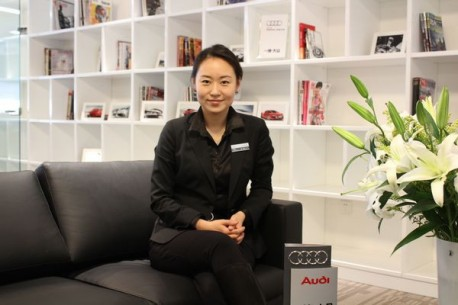 New sales record for FAW-VW Audi in China