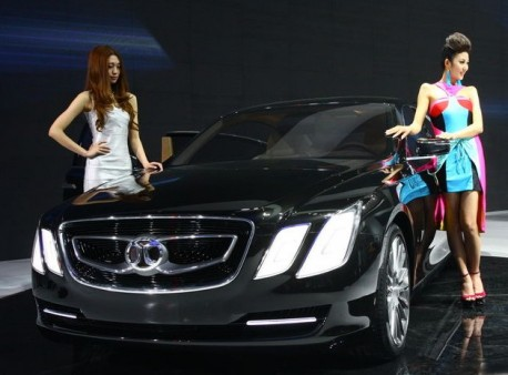 Beijing Auto C90L will it the Chinese car market in 2014