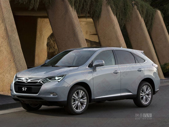New BYD S7 SUV will get a 2.0 Turbo
