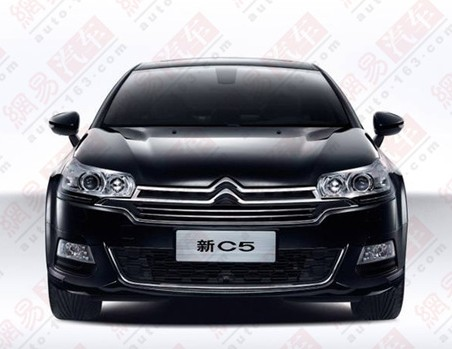 Facelifted Citroen C5 will hit the China car market on March 1