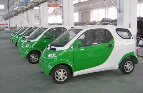 China to expand electric car subsidy program to 25 cities