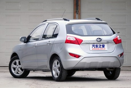 FAW-Xiali N7 will be launched on the China auto market in March
