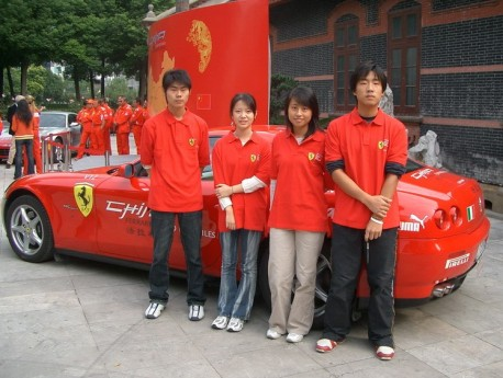 Ferrari sold 784 cars in Greater China in 2012