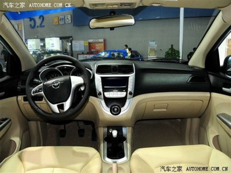 Haima M3 will hit the Chinese car market in March
