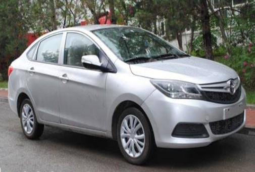 Spy Shots: Haima M3 is Ready for the Chinese auto market