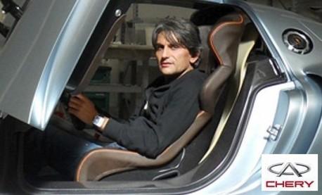 From Porsche to Chery; top designer Hakan Saracoglu makes a Move