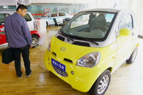 Geely and Kandi agree on JV to make electric cars in China