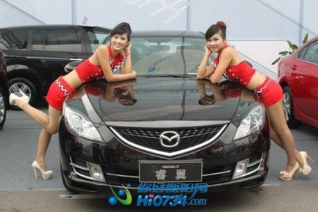 Mazda sales in China down 16.1% in January