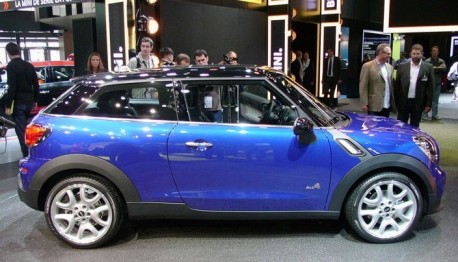 Mini Paceman will be launched on the China car market in March