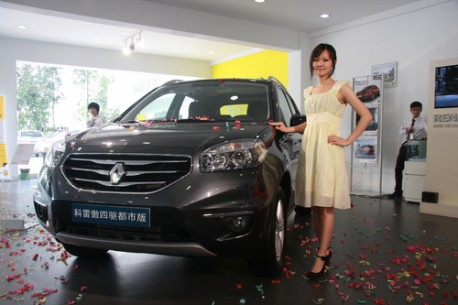 Renault will recall over 60.000 cars in China