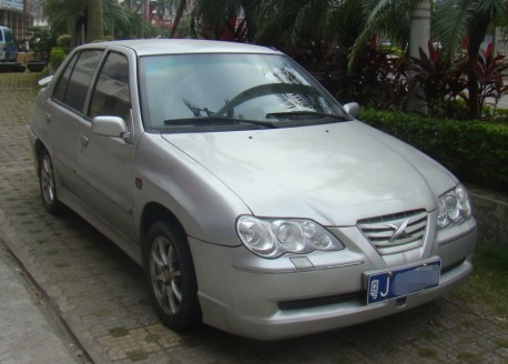 Xiali N3 is a Toyota Mark X in China