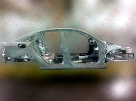 Spy Shots: Audi A3 Sedan will be made in China