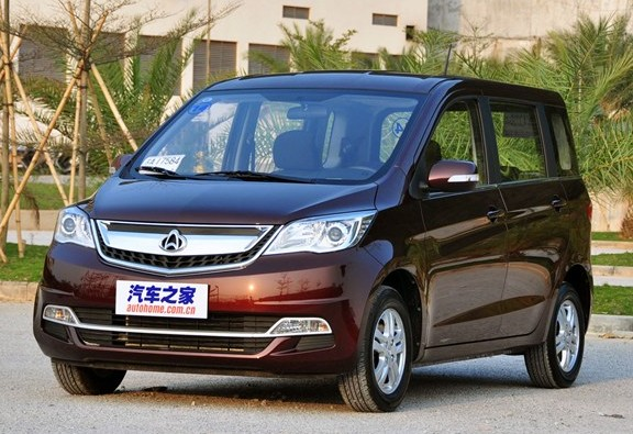 Chang'an Ouliwei will hit the China car market on April 2