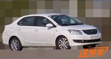 Chery E3 will be launched on the China car market in June
